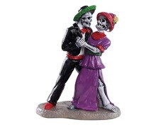 92736 - Calaveras Couple - Lemax Spooky Town Figurines