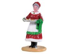 92759 - Mrs. Claus Cookies - Lemax Figurines