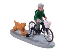 92764 - Biking Fun - Lemax Figurines