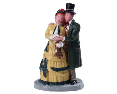 92772 - Dickens Couple - Lemax Figurines