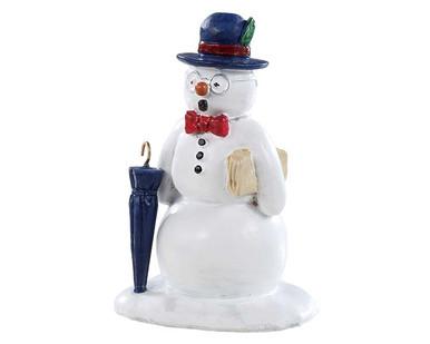 92781 - Dapper & Debonair Snowman - Lemax Figurines