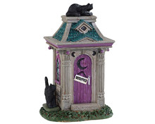 94523 - Haunted Outhouse - Lemax Spooky Town Accessories