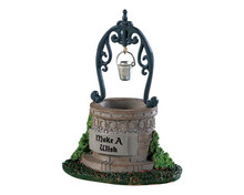 94536 - Victorian Wishing Well - Lemax Misc. Accessories