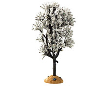 94540 - White Hawthorn Tree - Lemax Trees