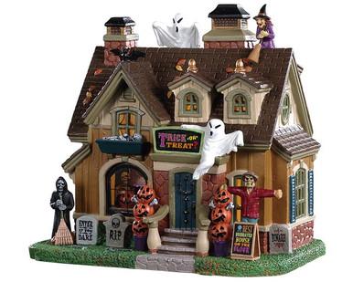 95455 - Spooky Winner - Lemax Spooky Town Houses