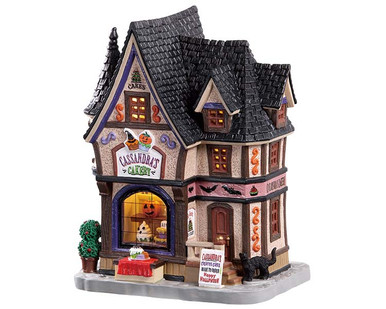95456 - Cassandra's Cakery - Lemax Spooky Town Houses