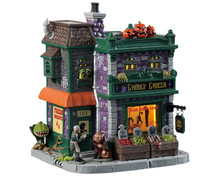 95458 - Ghouly Grocer - Lemax Spooky Town Houses