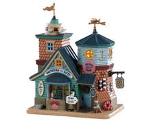 95483 - She Sells Sea Shells Gift Shop - Lemax Plymouth Corners