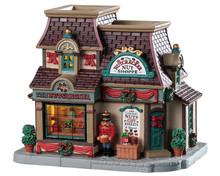 95493 - The Nutcracker Nut Shoppe - Lemax Caddington Village