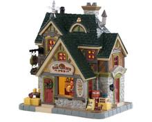 95498 - The Oak and Acorn Pub - Lemax Caddington Village