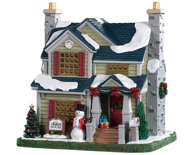 95499 - Alden House - Lemax Caddington Village