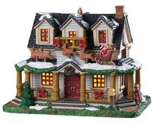 95501 - Winter Haven - Lemax Caddington Village
