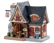 95517 - Bellows and Co. Blacksmith - Lemax Caddington Village
