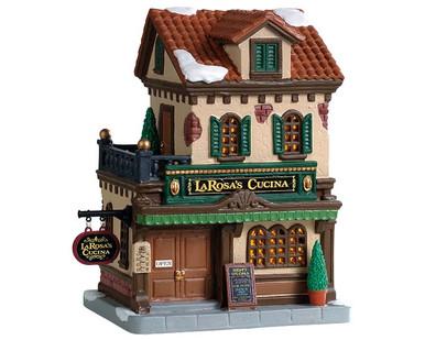 95524 - Larosa's Cucina - Lemax Caddington Village