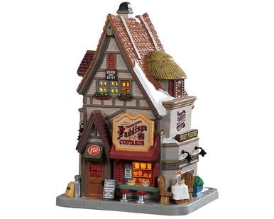 95526 - Penelope's Puddings & Custards - Lemax Caddington Village