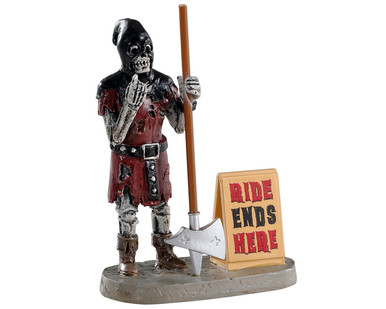 02904 - Executioner - Lemax Spooky Town Figurines