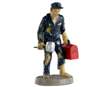 02905 - Zombie Mechanic - Lemax Spooky Town Figurines