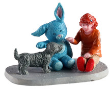 02919 - Snuggle Time - Lemax Figurines