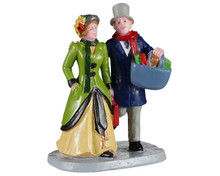02930 - Vintage Shopping Spree - Lemax Figurines