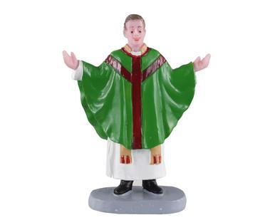 02931 - Parish Priest - Lemax Figurines