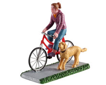 02935 - A Ride and a Walk - Lemax Figurines