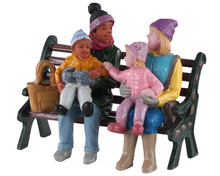 02939 - A Day at the Park - Lemax Figurines