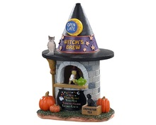 03506 - Witch's Brew Coffee - Lemax Spooky Town Accessories