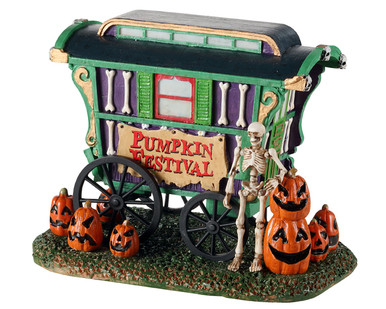 03507 - Pumpkin Festival - Lemax Spooky Town Accessories