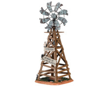 03508 - Spooky Windmill - Lemax Spooky Town Accessories