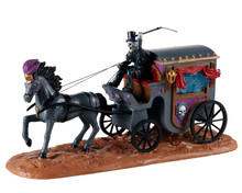 03517 - Phantom Coach - Lemax Spooky Town Accessories