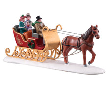 93433 - Victorian Sleigh Ride - Lemax Table Pieces