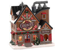 05621 - For the Love of Chocolate Shop - Lemax Vail Village