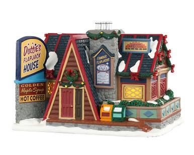 05623 - Dottie's Flapjack House - Lemax Vail Village