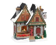 05624 - Snowshoe Bar & Grill - Lemax Vail Village
