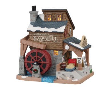 05625 - Herschel's Sawmill - Lemax Vail Village