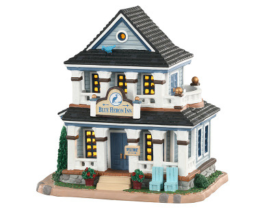 05631 - Blue Heron Inn - Lemax Plymouth Corners
