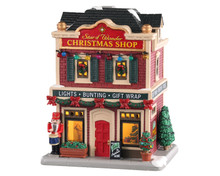 05646 - Star of Wonder Christmas Shop - Lemax Caddington Village