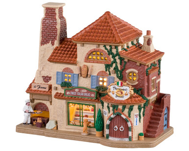 05648 - Artigiano Bakery - Lemax Caddington Village