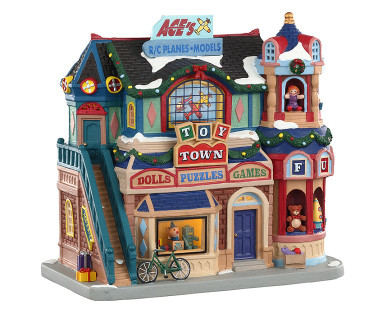 05653 - Toy Town - Lemax Caddington Village