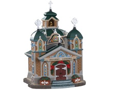 05655 - Holy Spirit Cathedral - Lemax Caddington Village