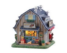 05663 - Bart's Country Produce & Crafts - Lemax Harvest Crossing