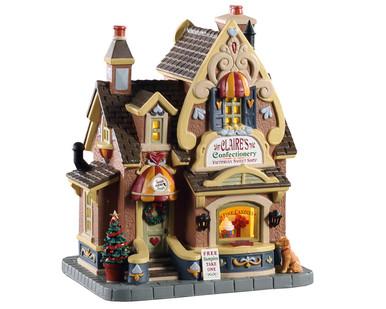 05665 - Claire's Confectionery - Lemax Caddington Village