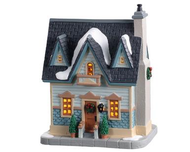 05670 - Our Town Home - Lemax Caddington Village