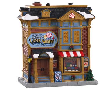 05684 - The Victorian Candy Shoppe - Lemax Caddington Village