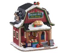 05686 - Orchard's Best Pie Shop - Lemax Harvest Crossing