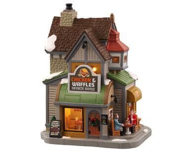 05688 - Chicken & Waffles Brunch House - Lemax Vail Village