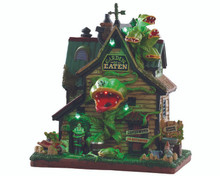 95445 - Garden of Eaten Nursery, with 4.5-volt Adaptor - Lemax Spooky Town Houses