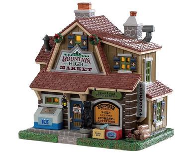 95534 - Mountain High Market - Lemax Vail Village