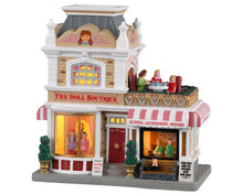 95535 - The Doll Boutique - Lemax Harvest Crossing