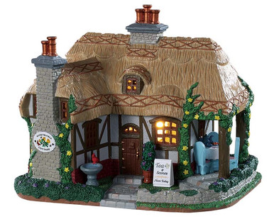 95536 - Honeysuckle Cottage - Lemax Caddington Village